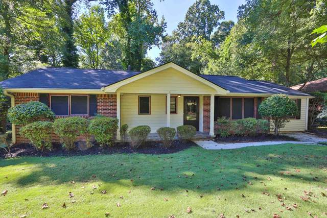 2600 Woodacres Rd, Atlanta, GA 30345 (MLS #8869780) :: Keller Williams Realty Atlanta Partners