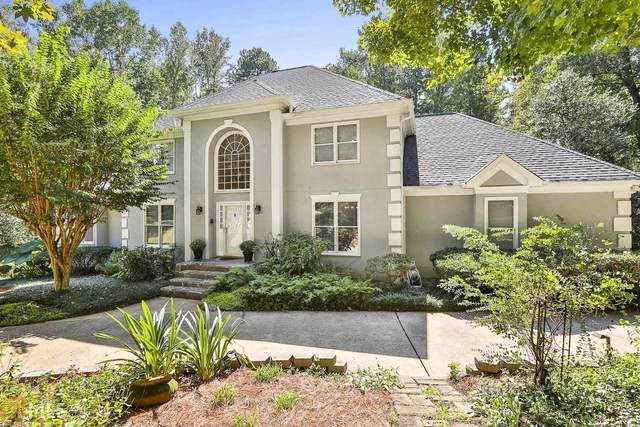140 Pond, Fayetteville, GA 30215 (MLS #8869839) :: Crown Realty Group