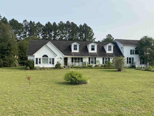 408 Old River Road S, Brooklet, GA 30415 (MLS #8869879) :: RE/MAX Eagle Creek Realty