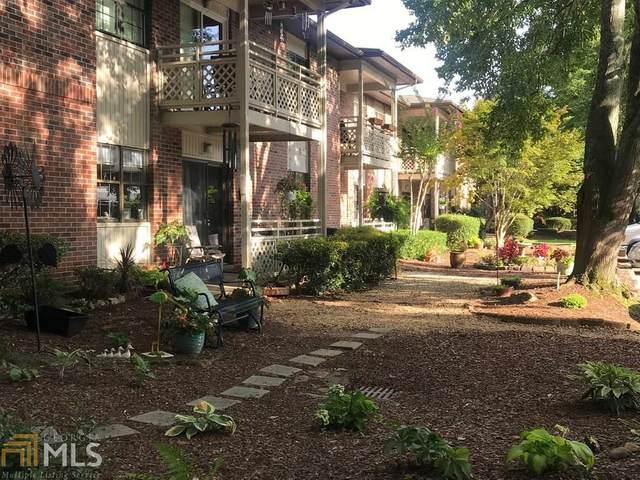 475 Mount Vernon Hwy C127, Atlanta, GA 30328 (MLS #8869885) :: AF Realty Group