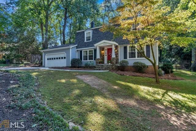 5090 Larry Ln, Marietta, GA 30068 (MLS #8869967) :: Maximum One Greater Atlanta Realtors
