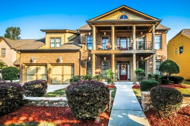 265 Lily Cove Dr, Loganville, GA 30052 (MLS #8870416) :: Crown Realty Group