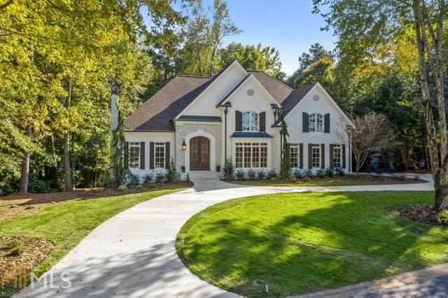 4345 Pemberton Cv, Johns Creek, GA 30022 (MLS #8870420) :: Crown Realty Group