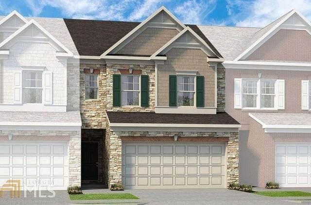5168 City Walk Dr #33, Buford, GA 30518 (MLS #8870462) :: Maximum One Greater Atlanta Realtors