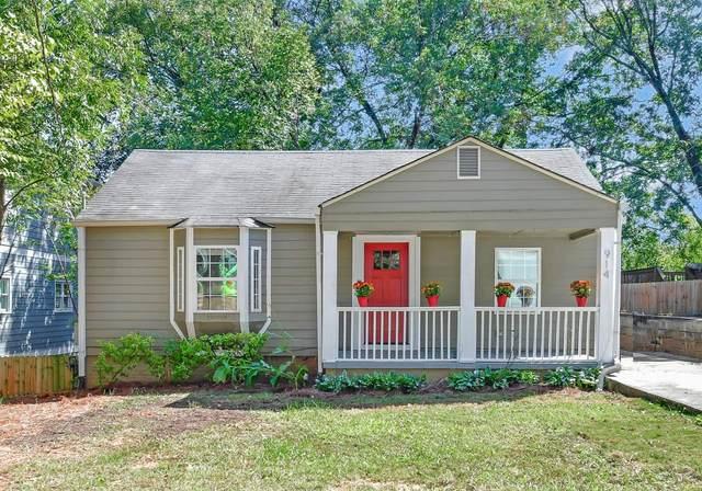 914 Stallings Ave, Atlanta, GA 30316 (MLS #8870621) :: Keller Williams Realty Atlanta Partners