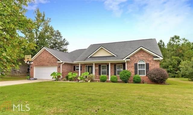 201 Market St, Rincon, GA 31326 (MLS #8870625) :: Athens Georgia Homes