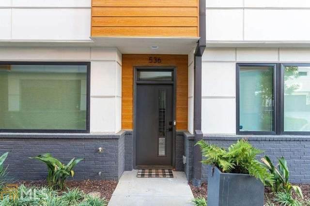 536 Flat Shoals Ave, Atlanta, GA 30316 (MLS #8870630) :: Athens Georgia Homes