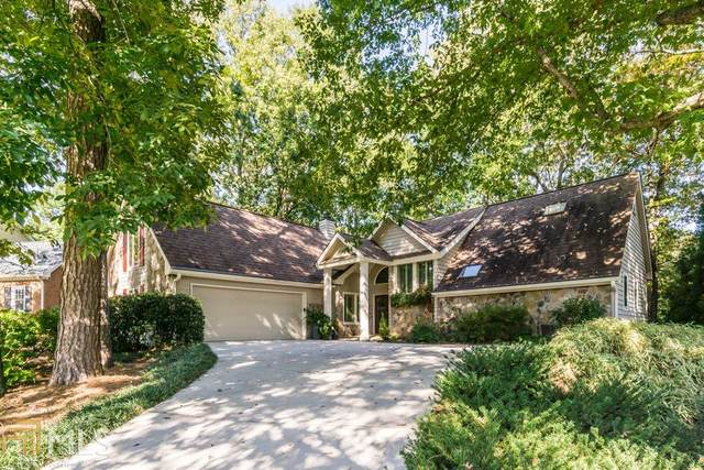 1840 Mallard Lake Drive, Marietta, GA 30068 (MLS #8870640) :: Keller Williams Realty Atlanta Partners