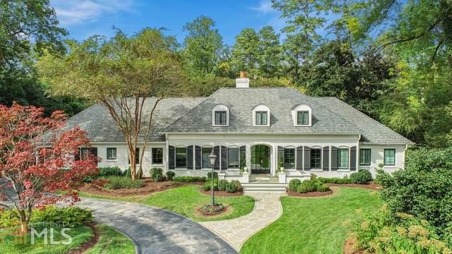 541 King Rd, Atlanta, GA 30342 (MLS #8870732) :: Crown Realty Group
