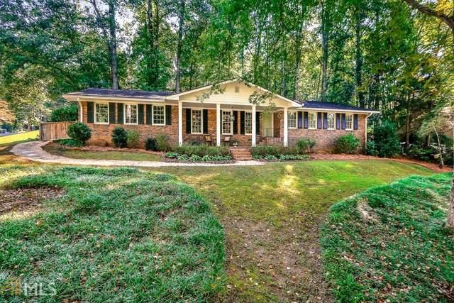 3620 Hickory Cir, Smyrna, GA 30080 (MLS #8870744) :: Keller Williams Realty Atlanta Partners