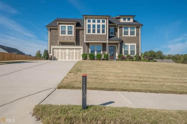 115 Hopeton, Fayetteville, GA 30215 (MLS #8870880) :: Crown Realty Group