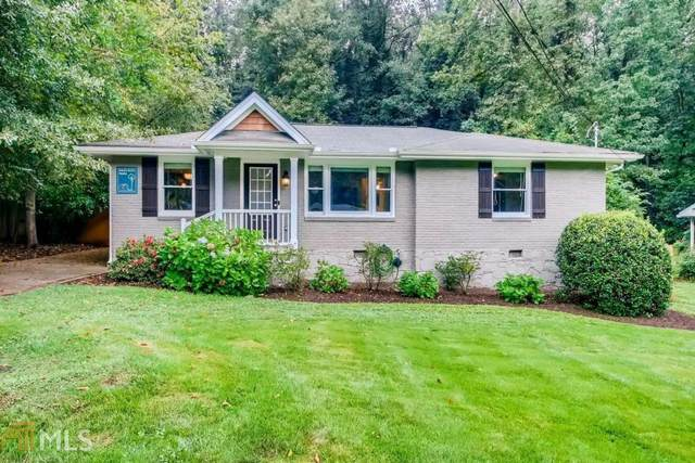 2567 Mccurdy Way, Decatur, GA 30033 (MLS #8870918) :: Crown Realty Group