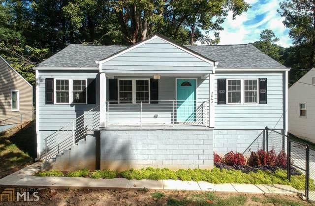 2862 Palm Dr, Atlanta, GA 30344 (MLS #8871044) :: Crown Realty Group