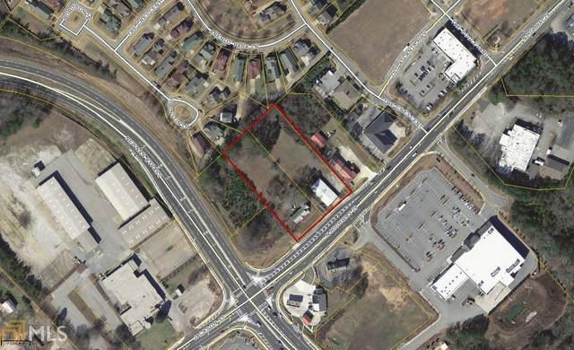 460 N Highway 29, Newnan, GA 30263 (MLS #8871161) :: AF Realty Group