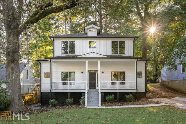 1022 S Candler St, Decatur, GA 30030 (MLS #8871210) :: Military Realty