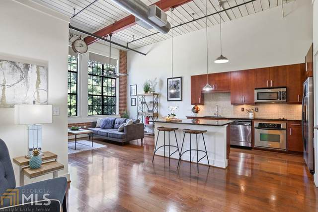 1261 Caroline St #217, Atlanta, GA 30307 (MLS #8871279) :: AF Realty Group