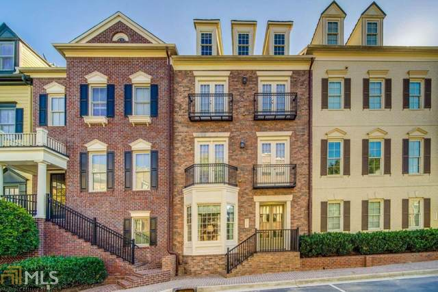4397 Bridgehaven Dr #7, Smyrna, GA 30080 (MLS #8871299) :: RE/MAX Eagle Creek Realty