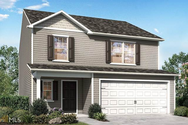 4812 Moccasin Ct #7, Douglasville, GA 30135 (MLS #8871319) :: Crown Realty Group