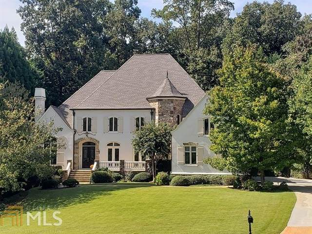 547 Gramercy Dr, Marietta, GA 30068 (MLS #8871491) :: Crown Realty Group