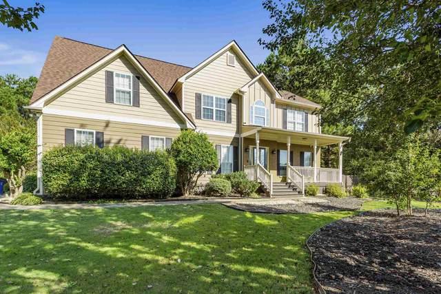 112 Shoreline, Hampton, GA 30228 (MLS #8871639) :: Buffington Real Estate Group