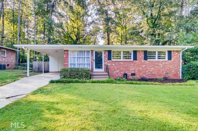 3133 Hollywood Dr, Decatur, GA 30033 (MLS #8871645) :: Military Realty