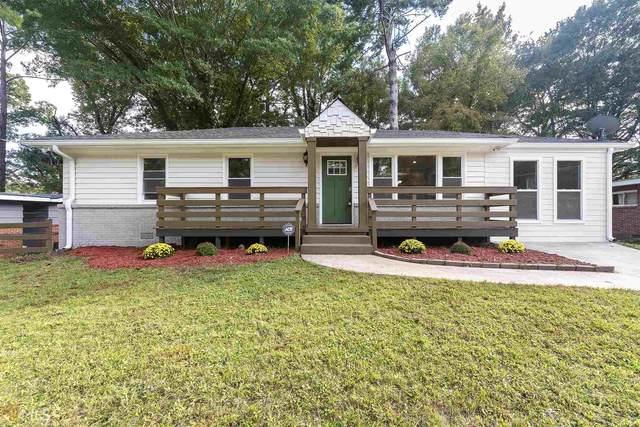 2841 Monterey Dr, Decatur, GA 30032 (MLS #8871657) :: Keller Williams Realty Atlanta Partners