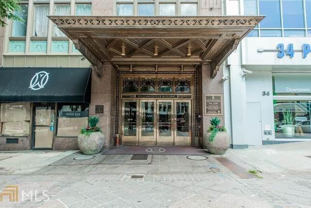 32 Peachtree St #1102, Atlanta, GA 30303 (MLS #8871764) :: Anderson & Associates