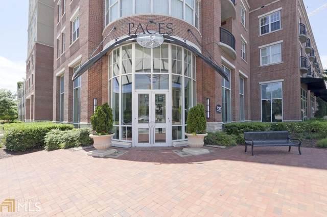325 E Paces Ferry Rd #1807, Atlanta, GA 30305 (MLS #8872197) :: Tim Stout and Associates
