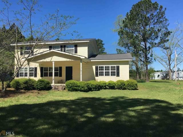 6953 Brooklet Denmark Rd, Brooklet, GA 30415 (MLS #8872325) :: RE/MAX Eagle Creek Realty