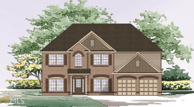 3809 The Great Dr, Atlanta, GA 30349 (MLS #8872408) :: Crown Realty Group