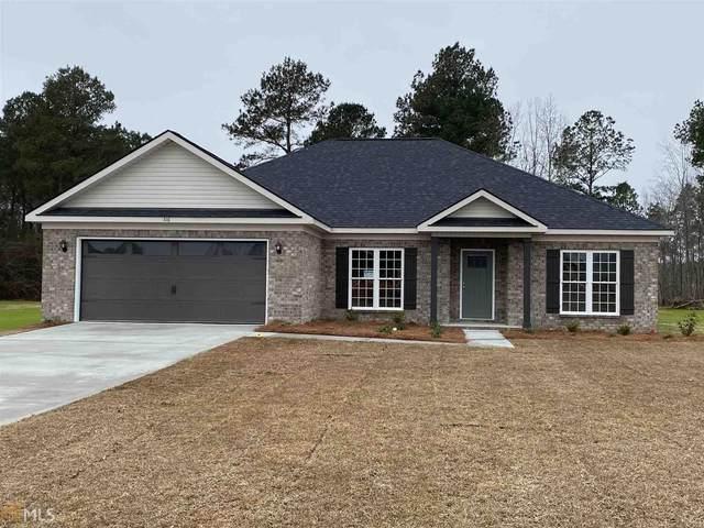 516 Winter Way #83, Statesboro, GA 30458 (MLS #8872469) :: Crown Realty Group