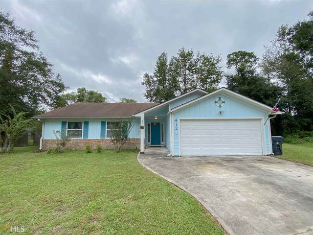 412 Pinedale Ct, St. Marys, GA 31558 (MLS #8872574) :: Military Realty