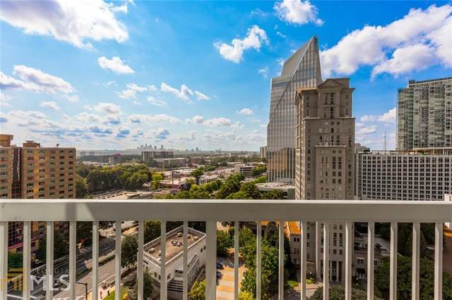 3324 Peachtree Rd #1508, Atlanta, GA 30326 (MLS #8872621) :: AF Realty Group