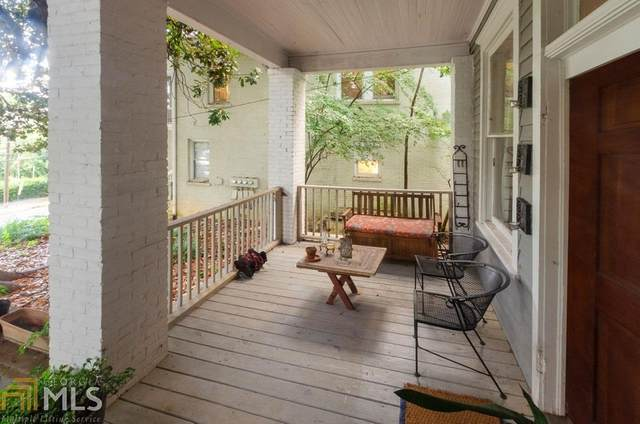 1221 Euclid Ave, Atlanta, GA 30307 (MLS #8872683) :: Crown Realty Group