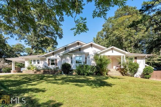 1981 NE Lenox Rd, Atlanta, GA 30306 (MLS #8872929) :: Crown Realty Group