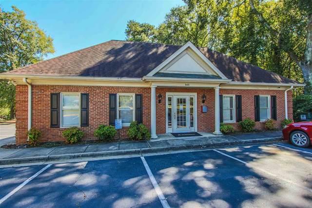 545 E Lanier Ave, Fayetteville, GA 30214 (MLS #8873010) :: Athens Georgia Homes