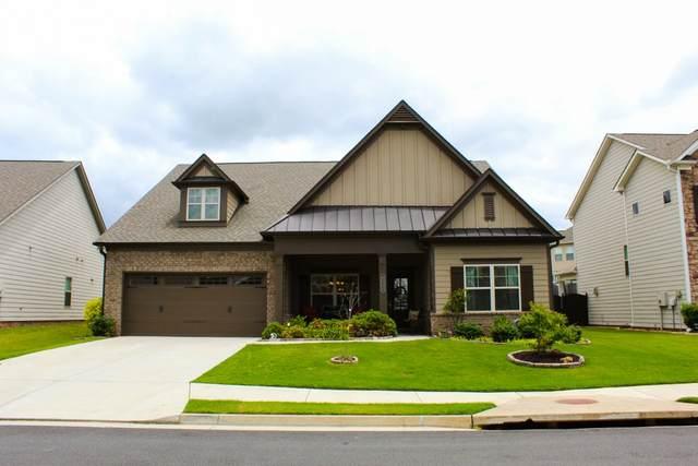 4434 Big Rock Ridge Trl, Gainesville, GA 30504 (MLS #8873032) :: Crown Realty Group