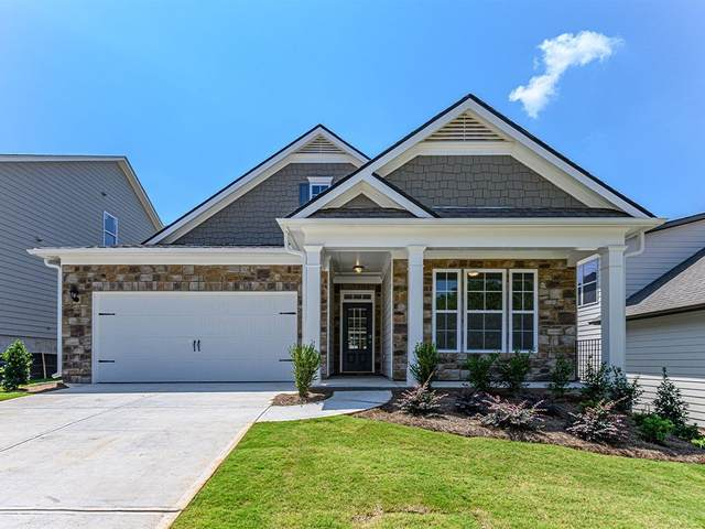 129 Overlook Ridge Way, Canton, GA 30114 (MLS #8873242) :: Keller Williams Realty Atlanta Partners