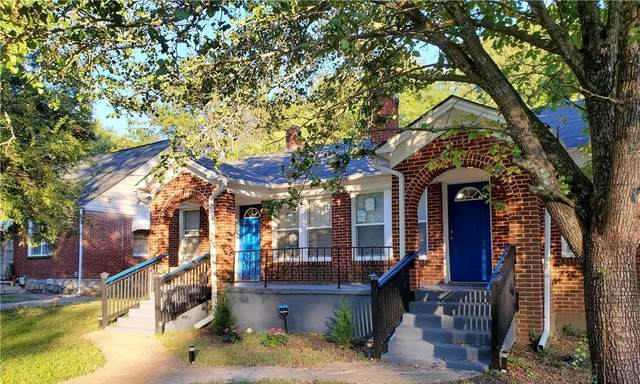 2280 Dauphine St, East Point, GA 30344 (MLS #8873275) :: Rettro Group