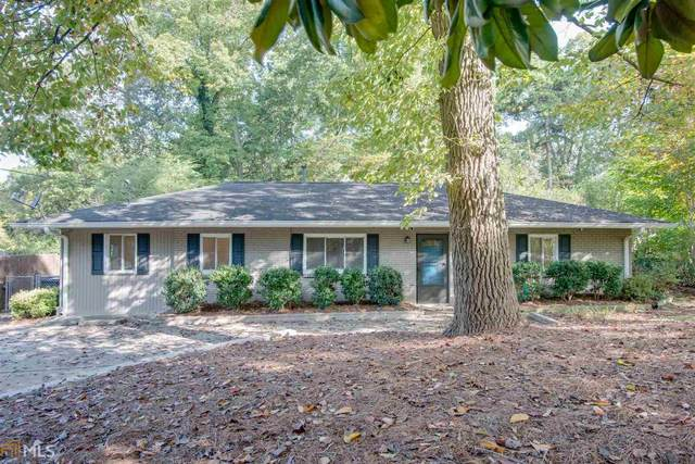 2029 Woodberry Ave, East Point, GA 30344 (MLS #8873295) :: Keller Williams