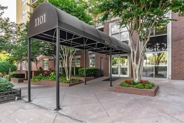 1101 Juniper St #706, Atlanta, GA 30309 (MLS #8873303) :: Anderson & Associates
