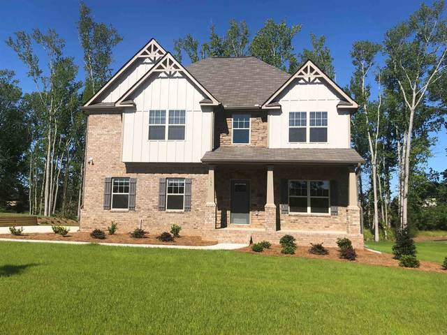 101 Elkins Boulevard Lot 53 #53, Locust Grove, GA 30248 (MLS #8873341) :: Bonds Realty Group Keller Williams Realty - Atlanta Partners