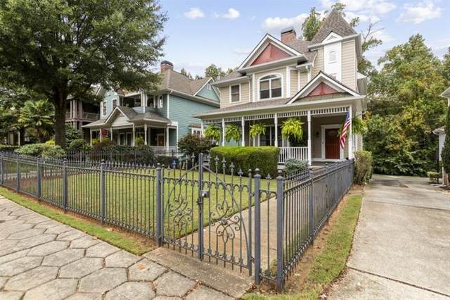 1218 North Ave, Atlanta, GA 30307 (MLS #8873474) :: Crown Realty Group
