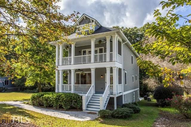 1881 Grandview Cir, Atlanta, GA 30316 (MLS #8873511) :: Keller Williams Realty Atlanta Partners