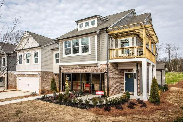 819 Belrose Dr #25, Smyrna, GA 30080 (MLS #8873596) :: Athens Georgia Homes