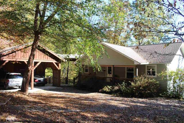 196 Wild Turkey Run, Otto, NC 28763 (MLS #8873607) :: AF Realty Group