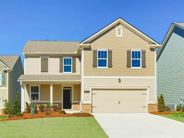 6855 Lake Overlook Ln, Flowery Branch, GA 30542 (MLS #8873613) :: Military Realty