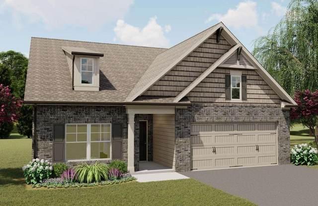 857 Newshaw Way 20 A, Lawrenceville, GA 30046 (MLS #8873688) :: Crown Realty Group