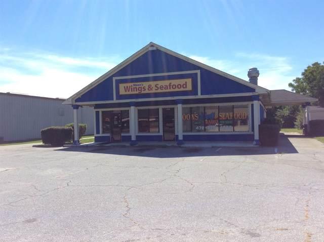 1512 Elberta Rd, Warner Robins, GA 31093 (MLS #8873740) :: Regent Realty Company