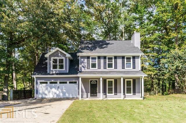 5398 Olde Mill Dr, Woodstock, GA 30188 (MLS #8873741) :: Crown Realty Group